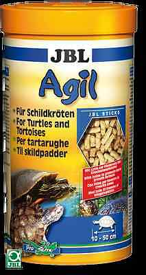 JBL Agil -Main food for turtles, incl. pond turtles 400g/1L