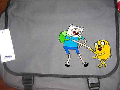 Adventure Time Messenger Style School Bags - 5 Designs to choose *Super Cool*