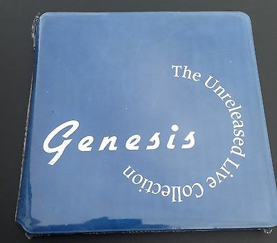♫♪♫Genesis - The Unreleased Live Collection 70/74 - 2 Cd Live - Sealed  Mint!!!