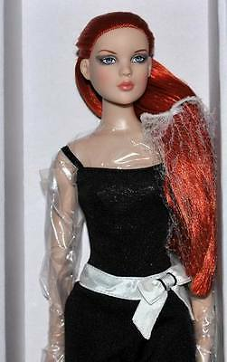 """Perfect Morning Cami Basic Red Head *NRFB* 16"""" doll Tonner BW 2012 Rooted hair"""