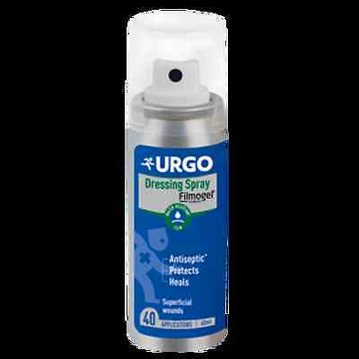 URGO PLASTER SPRAY 40 ml.protects the wound against external attack