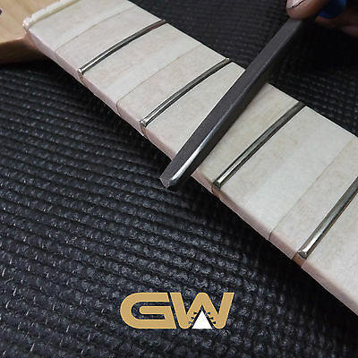 Triangular Fret Dressing File - Luthier