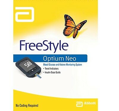 Abbott Freestyle Optium Neo Blood Glucose Monitor