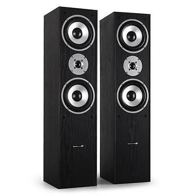 Top Pack Enceintes Hifi Ltc L766 3 Voies Karaoke Home Cinema 1000W