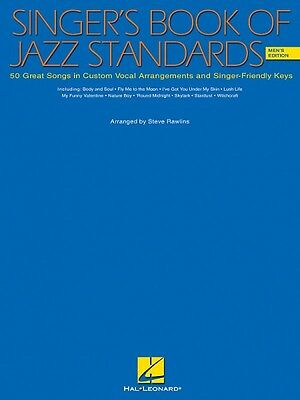 The Singer's Book of Jazz Standards Men's Edition Men's Edition Vocal  000740209