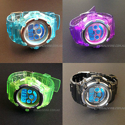OHSEN Lovely digital sport watch for boys girls Unisex Kids Multi Colour Alam