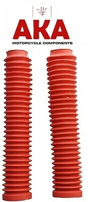 Fork Gaiters (RED)  Yamaha XT600 1984 to 1995