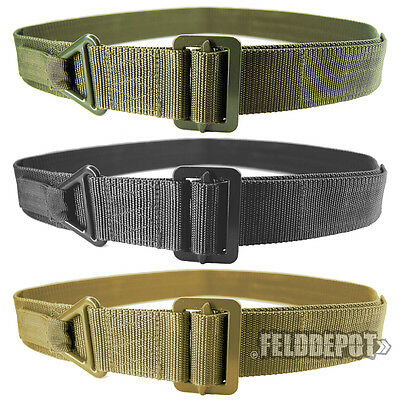 US Rigger Belt Tactical Einsatzgürtel 45mm Koppel