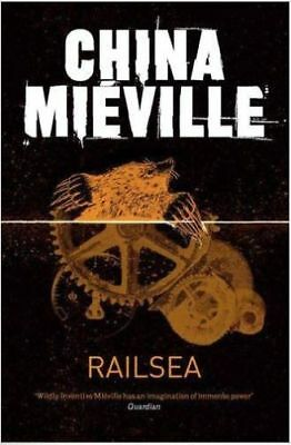 RAILSEA : An Another exciting Novel by China Mieville : WH5-B59 : PBL : NEW BOOK
