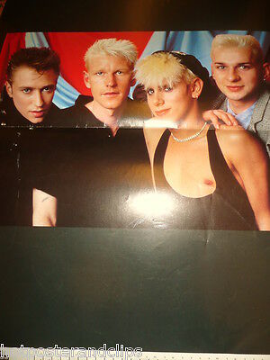 Depeche Mode Kalender Seite ( fast wie Poster ) one page
