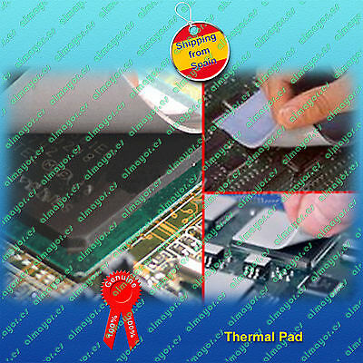 Thermal conductive pad 4 mm - Almohadilla termica
