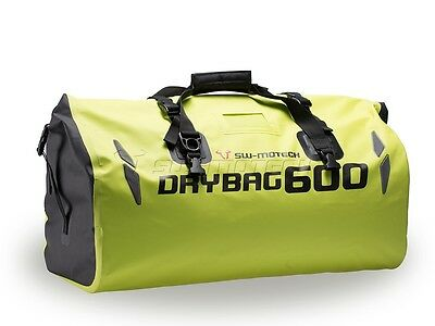 SW Motech Bags Connection Tailbag Drybag Waterproof Motorcycle Luggage 60 Litre