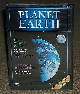 Planet Earth The Climate Puzzle / Tales from Other Worlds (DVD) NEW