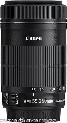 Genuine Canon EF-S 55-250mm f/4-5.6 IS STM UK STOCK