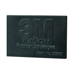 3M 5518 Wetordry™ Rubber Squeegee 05518