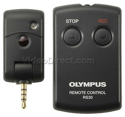 Brand New Genuine Olympus RS-30W Remote Controller For Voice Recorders US SELLER