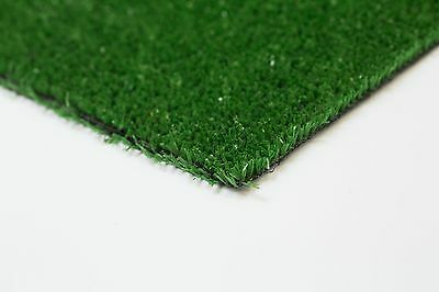 Garden Budget Astro Artificial Grass 6mm Thick Fake Turf Lawn 2m + 4m Wide Roll