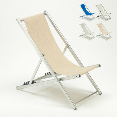 Chaise longue esterno basculante mykonos for Chaise longue basculante