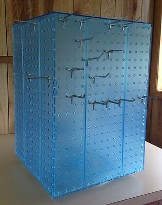 4 Sided Counter Top Plastic Merchandise Display Rack LOCAL PICKUP!