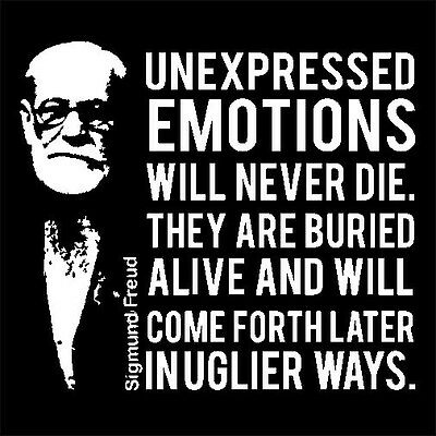 SIGMUND FREUD (psychiatrist book the future of an illusion poster quote) T-SHIRT