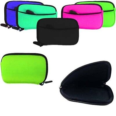 "Washable Soft Carrying Camera Pocket Case for Universal 3"" - 4"" Digital Camera"