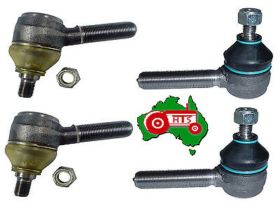 Tie Rod End Kit Massey Ferguson 35 Early 135 Tractor  With Manual Steering