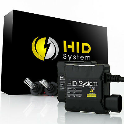 Bright 35w HID Light Conversion KIT SLIM 9006 for HI, Lo or Fog Beam compatible