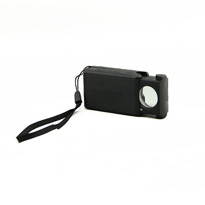 30X - 60X Mini Illuminated Jewelers Loupe / Magnifier with LED & UV Lights