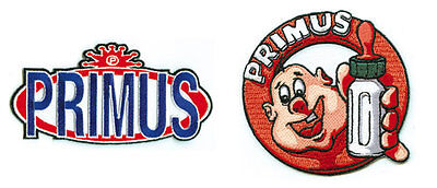 Primus Sew/Iron On Patch/Patches NEW OFFICIAL. Choice of 2 designs