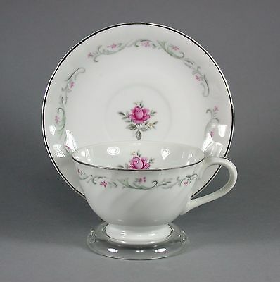 Royal Swirl Cup and Saucer Set Made in Japan VGC