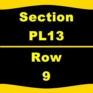 2 TIX Wicked 8/29 Gershwin Theatre Sect-ORCH Left