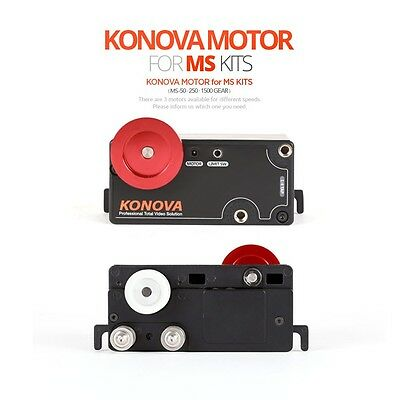 Konova MS Motor (250:1) for MS Kit ((without Controller & MS Accessories))