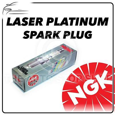 1x NGK SPARK PLUG Part Number BKR6EQUP Stock No. 3199 New Platinum SPARKPLUG