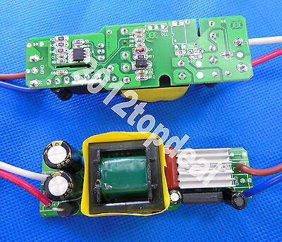 Constant Current Driver for 14-18pcs 3W High Power LED AC85-265V