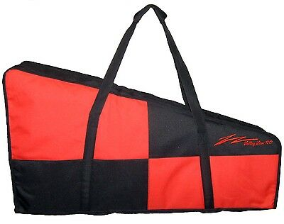 50cc Wing Bag perfect for transporting wing halves with wing tube pocket
