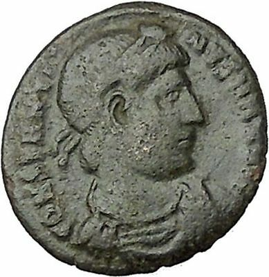 CONSTANTINE I the GREAT Ancient Roman Coin Legion Glory of the Army  i41005