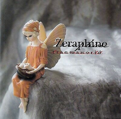 Zeraphine : Traumaworld / Cd (E-Wave/drakar 2003)