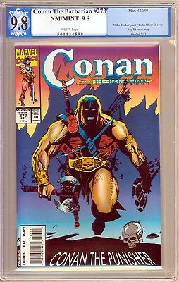 Conan the Barbarian #273 PGX 9.8