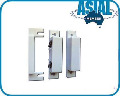 Window Door Magnetic Reed Switch Surface Mount for Alarm Security System N/C