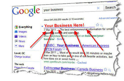 SEO: Rank Your Website On 1st Page of Google!