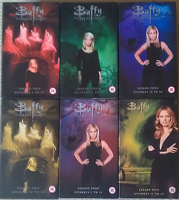 Buffy The Vampire Slayer Box Sets