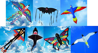 Brookite Best Selling Kids Kites. Childrens Kites. Easy To Fly. Single String