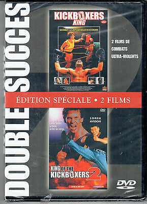 DVD Kickboxers King - King of the Kickboxers 2 (neuf sous blister) | Lemaus