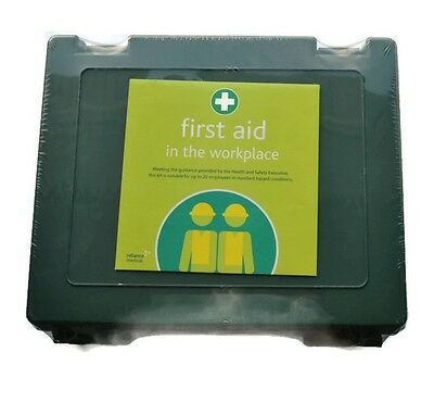 First Aid in the Workplace HSE Medium Kit HSE 10-20 People