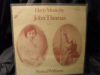 Harp Music by John Thomas / Sioned Williams