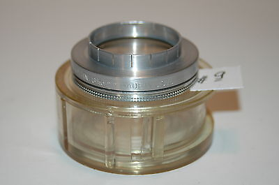 Kodak Series Vi Adapter Ring 1 1/4 In 31.5Mm With Skylight Filter And Case