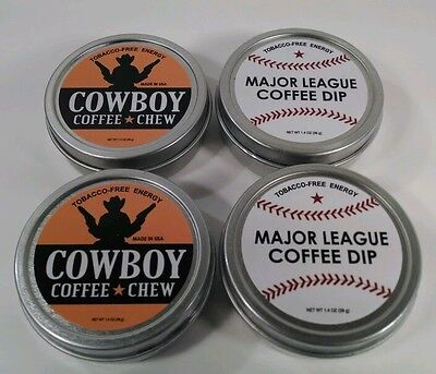 INTERNATIONAL Shipping from United States of AMERICA Cowboy Coffee Chew USA made