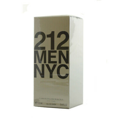 Carolina Herrera 212 Men NYC ★ EDT Eau de Toilette 100ml NEU&OVP