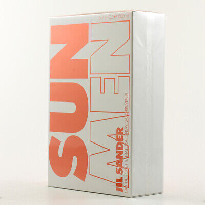 Jil Sander Sun Men - EDT Eau de Toilette 200ml (NICHT 125ml)