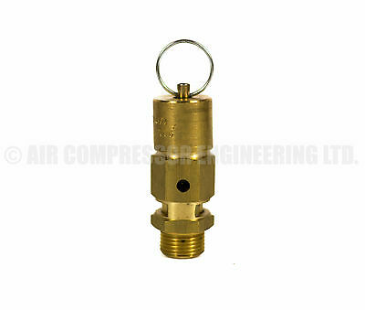 "Relief Valve 1/4"" & 3/8"" BSPP (Safety Valve)"